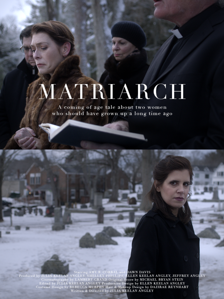 Matriarch Official Poster